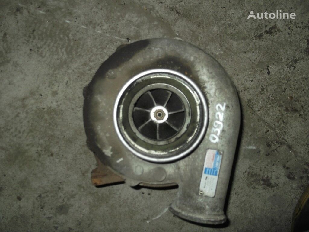 Turbo-compressor voor SCANIA truck