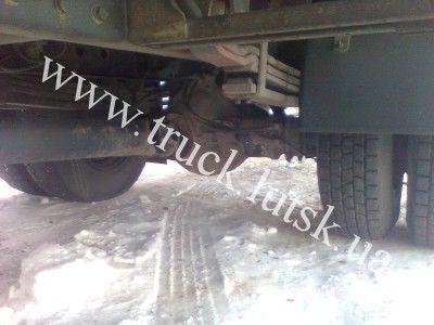 MAN aandrijfas voor MAN 12.224 vrachtwagen