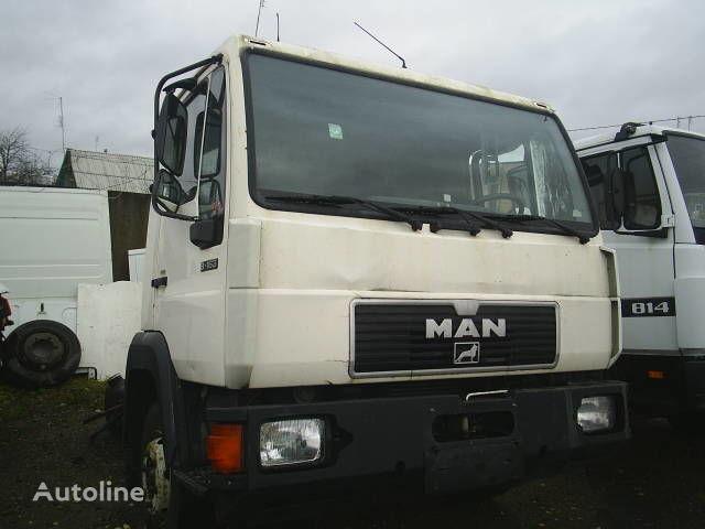 aandrijfas voor MAN 8.153/8.163/8.185/10.163/8.150 truck