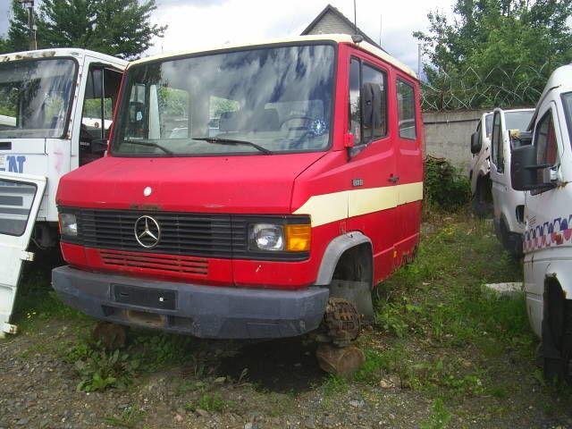 MERCEDES-BENZ aandrijfas voor MERCEDES-BENZ 814REX vrachtwagen