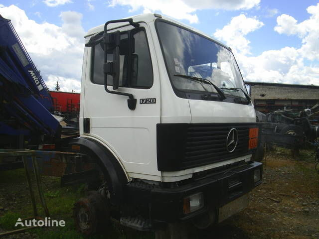 aandrijfas voor MERCEDES-BENZ 1720 truck