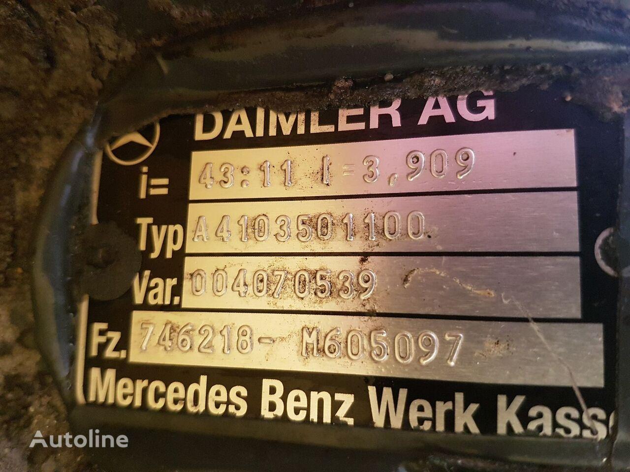 MERCEDES-BENZ A4103501100 aandrijfas voor MERCEDES-BENZ S 517 HD  bus