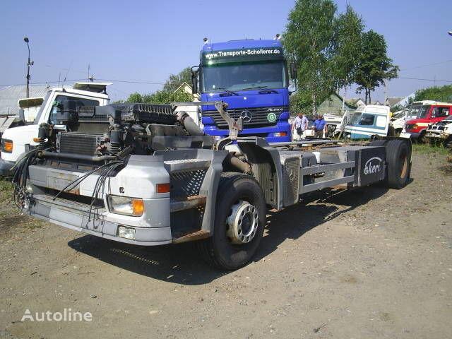 aandrijfas voor MERCEDES-BENZ ACTROS 1831 vrachtwagen