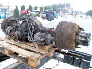 VOLVO aandrijfas voor VOLVO FL6 vrachtwagen