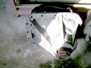 VOLVO RS1370HV aandrijfas voor VOLVO FH 6x4 vrachtwagen