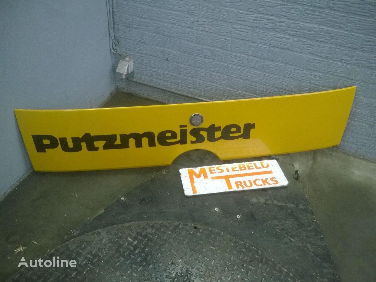 afdekking voor MERCEDES-BENZ Frontplaat boven grille trekker