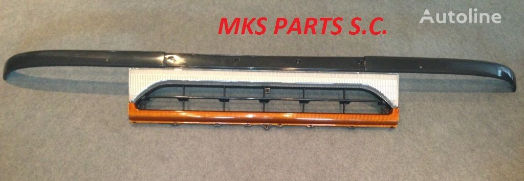 nieuw - DUMMY GRILL - afdekking voor MITSUBISHI CANTER 96-00 - NOWA ATRAPA, GRILL truck