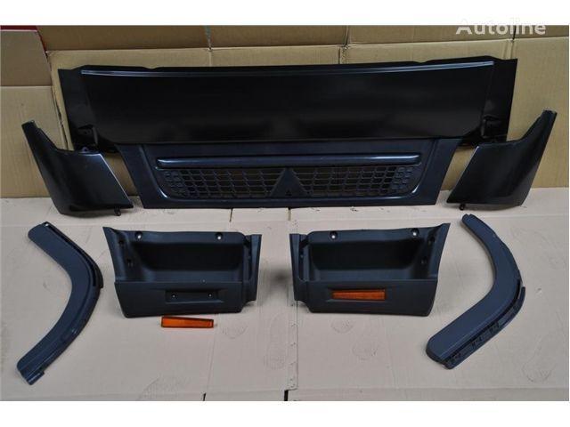 GRILL - ATRAPA PRZEDNIA afdekking voor MITSUBISHI FUSO CANTER vrachtwagen