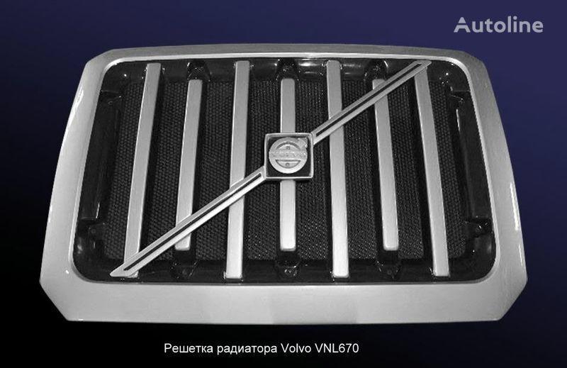 nieuw VOLVO radiatora na VNL 660-670 afdekking voor VOLVO VNL 660-670 vrachtwagen