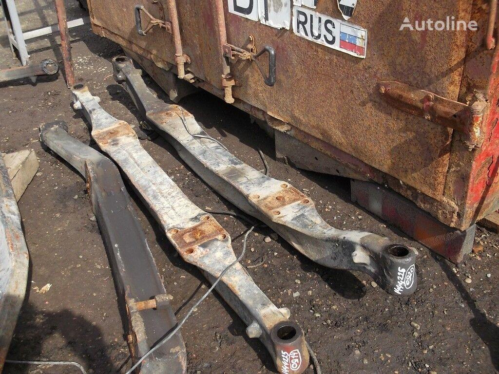 Balka perednego mosta Scania as voor vrachtwagen
