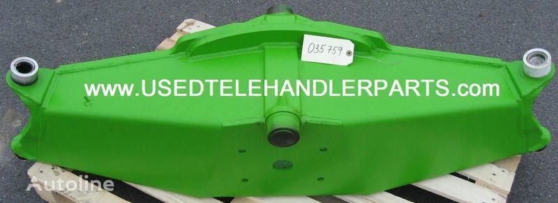 MERLO rám nápravy zadní č. 035759 as voor MERLO wiellader