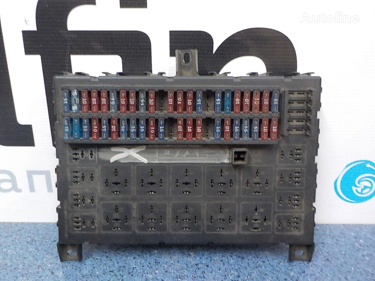 beschermingskast voor DAF vrachtwagen
