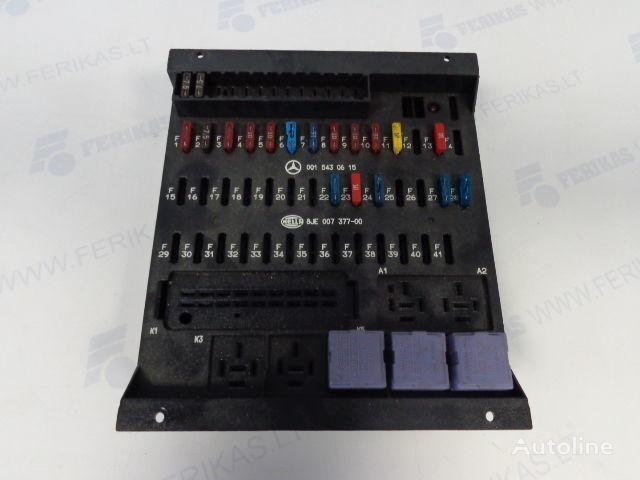 MERCEDES-BENZ protection fuse box 0015430615,0015433115,8JE007377-01,8JE007377 beschermingskast voor MERCEDES-BENZ trekker