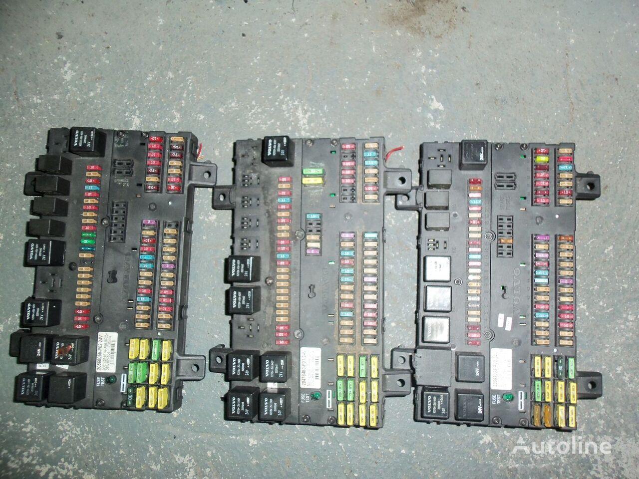 VOLVO fuse and relay center, central electrical box 20568055, 217 beschermingskast voor VOLVO FH13 trekker