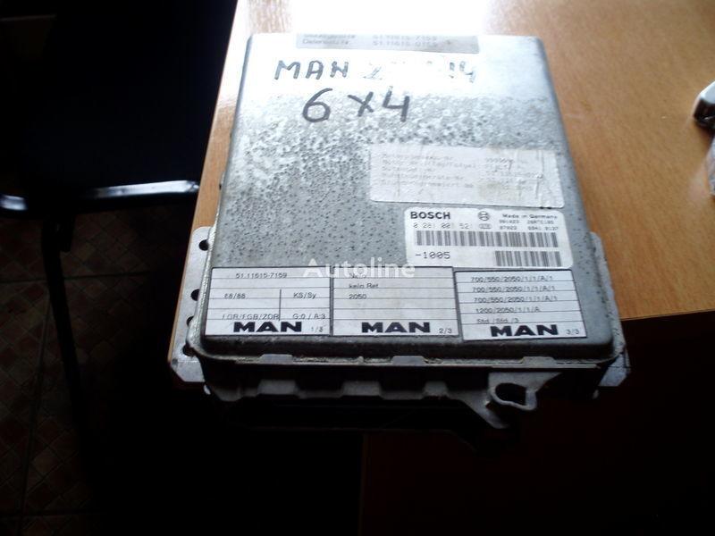 BOSCH 0281001521 ECU  51.11615.7159 besturingseenheid voor 27.414 truck