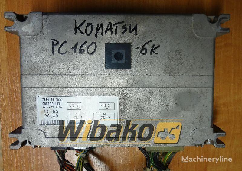 Computer Komatsu 7834-24-2000 besturingseenheid voor 7834-24-2000 anderen bouwmachines