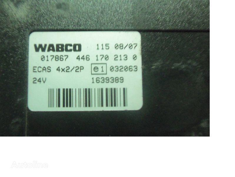 DAF 105 XF, ECAS electric control unit 1639389; 1657855, 1657854, 16 besturingseenheid voor DAF 105XF trekker