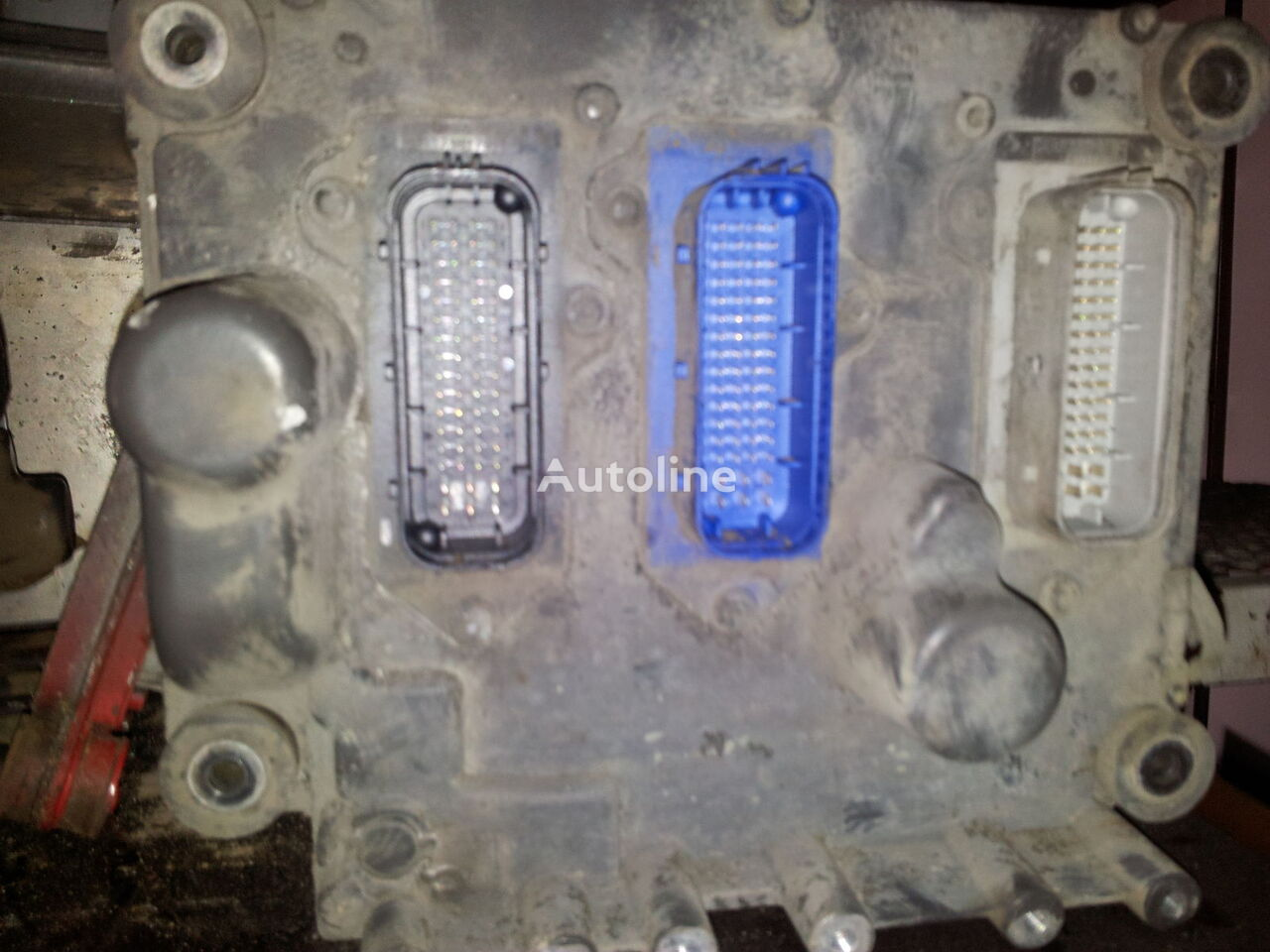 DAF 105XF EURO5 electronic control unit ECU EDC engine managment, engine control unit, DMCI 1679021; 1684367, 1664539, 1679021, 1684367, 1887331 besturingseenheid voor DAF 105XF trekker
