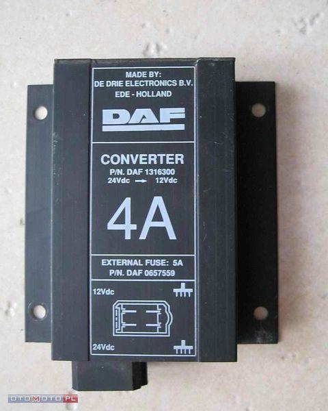 PRZETWORNICA besturingseenheid voor DAF DAF XF/CF trekker