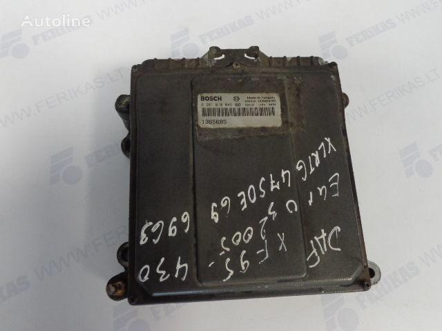 DAF ECU EDC Engine control 0281010045,1365685, 1684367, 1679021 (WOR besturingseenheid voor DAF trekker