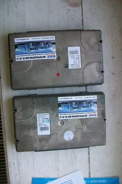 DAF VDO 1446330 besturingseenheid voor DAF trekker