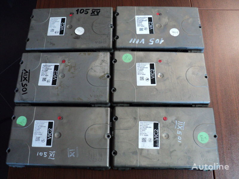 DAF VIC 2 Euro 5 XF 105 / CF 85 besturingseenheid voor DAF XF 105 trekker