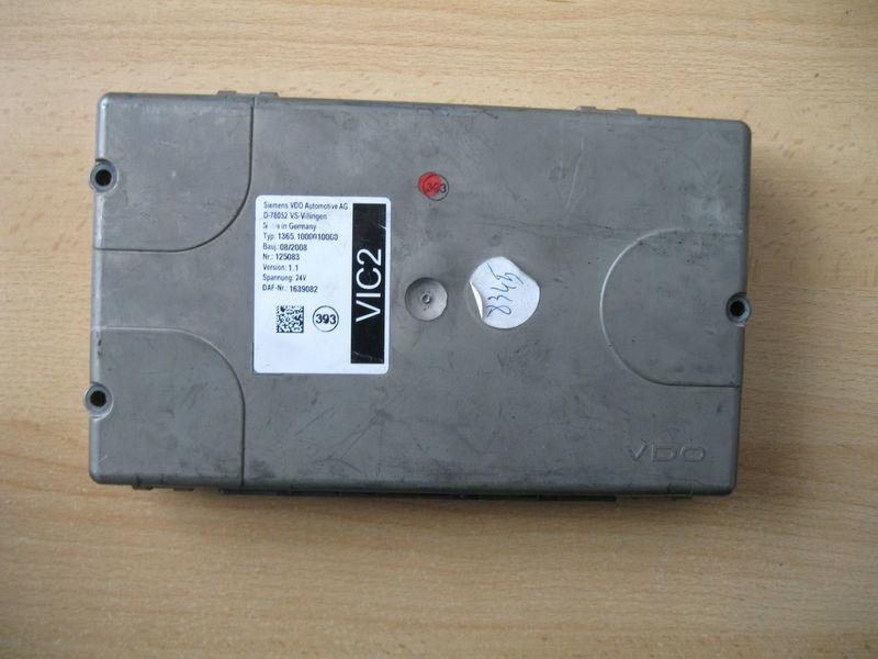 STEROWNIK VIC 2 besturingseenheid voor DAF XF 105 / CF 85 trekker