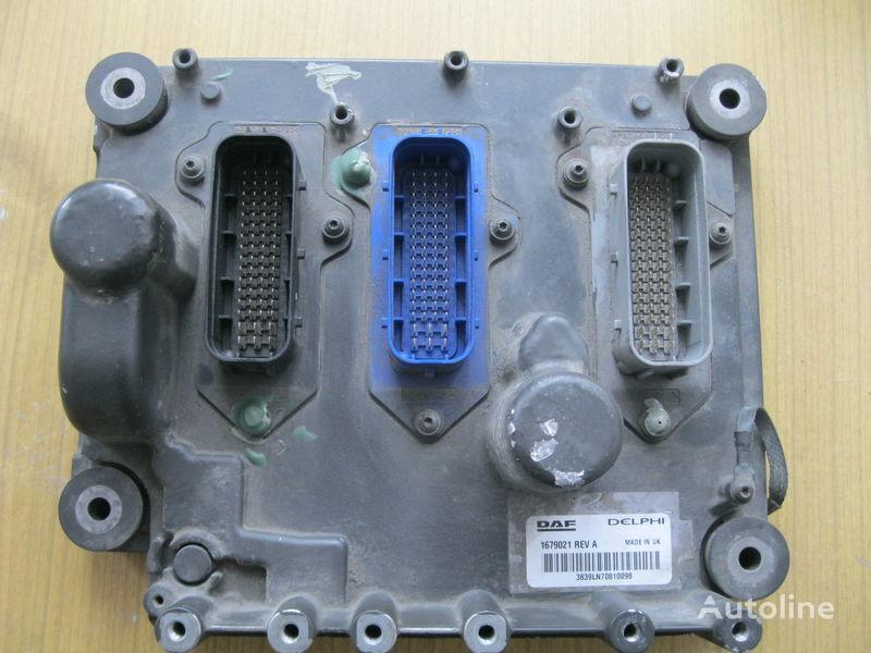 KOMPUTER SILNIKA besturingseenheid voor DAF XF 105 / CF 85 trekker