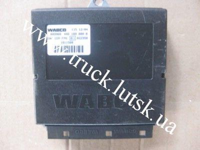 Wabco besturingseenheid voor DAF XF 95 480 vrachtwagen