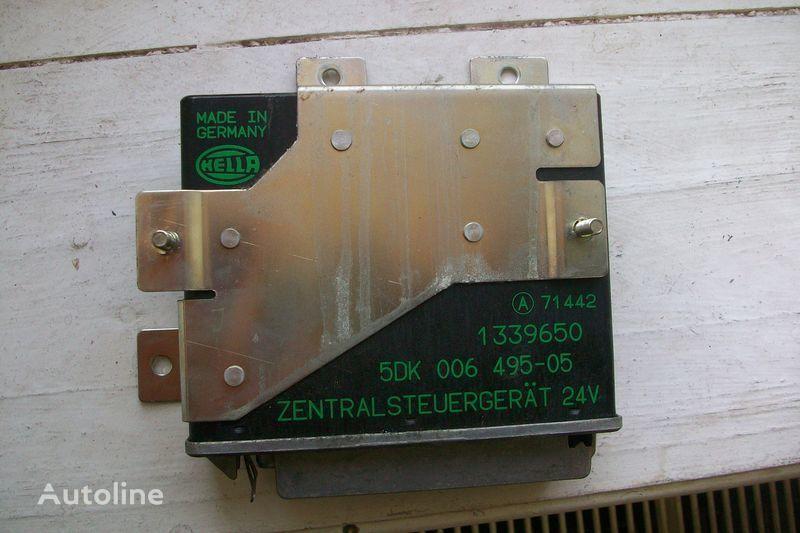 DAF Centralnyy blok upravleniya elektronikoy 5DK 006 495-05 besturingseenheid voor DAF trekker