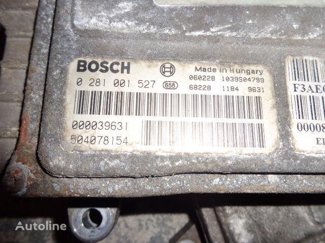IVECO Euro3 engine control unit ECU EDC, BOSCH 0281001527 besturingseenheid voor IVECO Stralis trekker