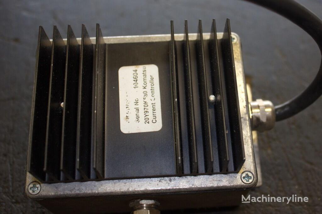 KOMATSU besturingseenheid voor KOMATSU PC240LC-6 graafmachine