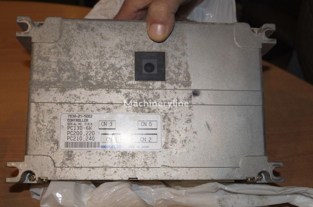 besturingseenheid voor KOMATSU PC130-6 graafmachine