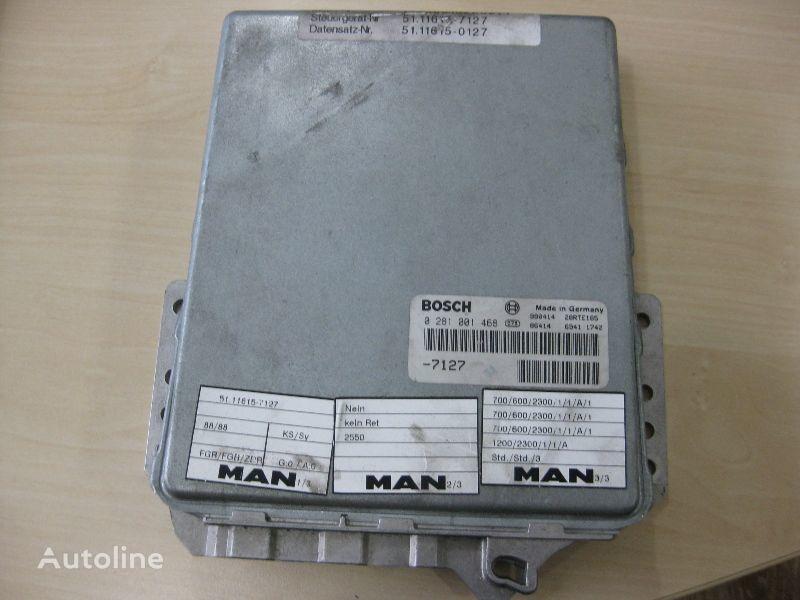 MAN BOSCH 0281001468 besturingseenheid voor MAN truck