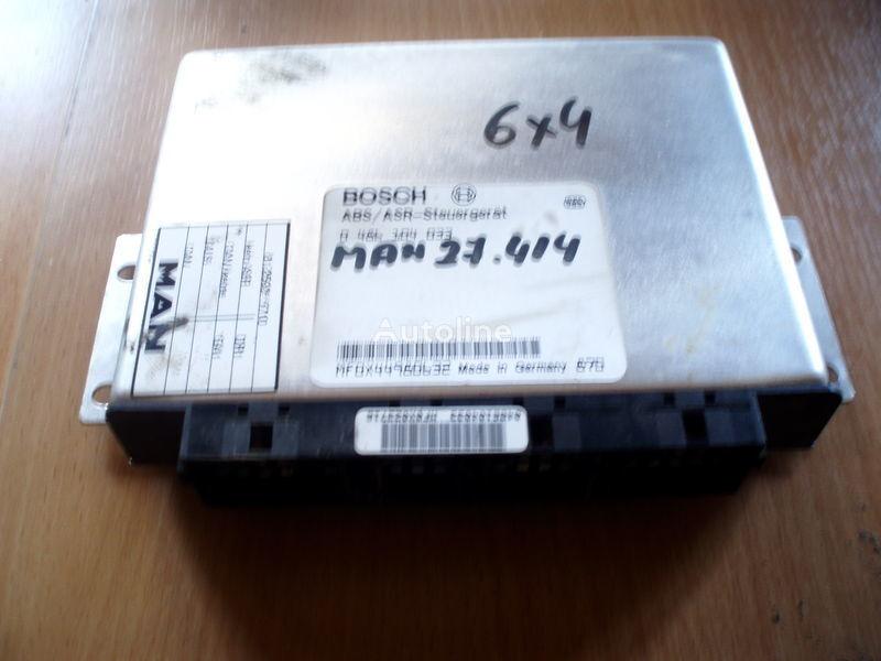 MAN BOSCH 0486104033 ABS 81.25935.6710 besturingseenheid voor MAN 27.414 vrachtwagen