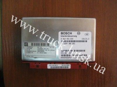 MAN Bosch 0260001033 besturingseenheid voor MAN tga 18.410 vrachtwagen