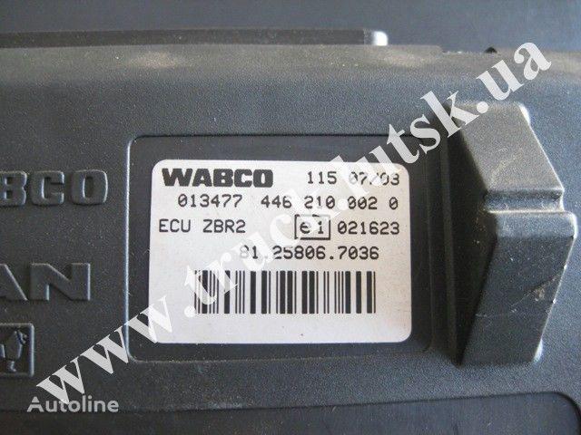 MAN ECU Wabco besturingseenheid voor MAN TGA vrachtwagen