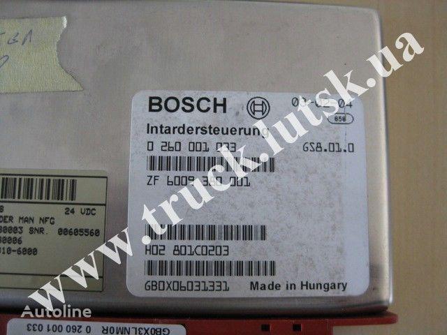 MAN Bosch besturingseenheid voor MAN TGA vrachtwagen