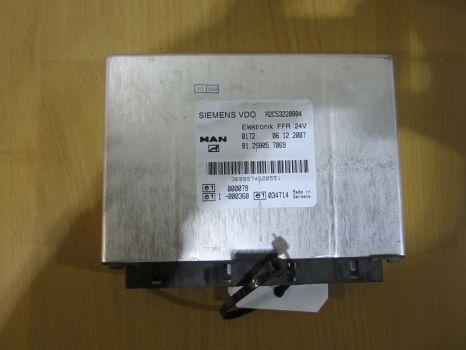 MAN FFR regeleenheid besturingseenheid voor MAN TGL/M/A/S/X vrachtwagen