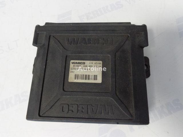 WABCO ECAS-ELECTRONIC 4460554030 besturingseenheid voor MERCEDES-BENZ trekker