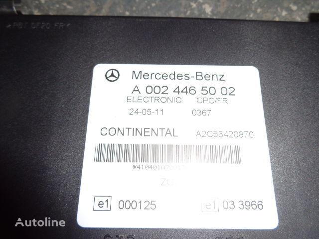 Mercedes Benz Actros MP3 FR unit ECU 0024465002, 0034464202, 0024463102, 0024463505, 0024464802, 0034464402, 0034465102, 0034465502, 0044460002 besturingseenheid voor MERCEDES-BENZ Actros trekker