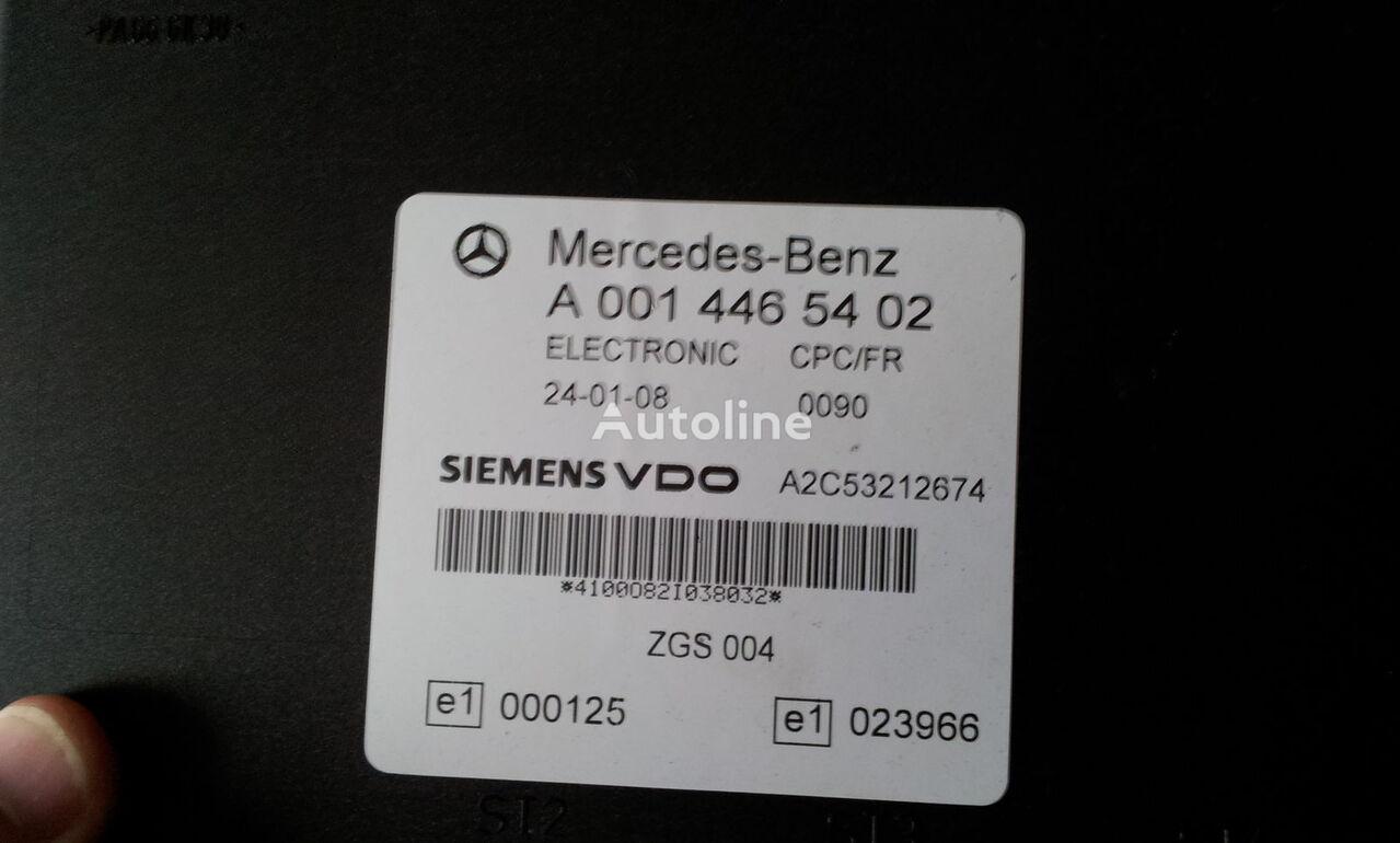Mercedes Benz MP2 FR unit ECU 0014464102, 0014464102, 0004467502, 0014461002, 0014467402, 0004467602, 0004469602, 0014461302, 0014461402, 0014462602, 0014467002, 0014461902, 0014464102, 0024460102, 0014465402, 0024460402, 0014465702, 0024463502, 0014465702, 0024463802, besturingseenheid voor MERCEDES-BENZ Actros trekker