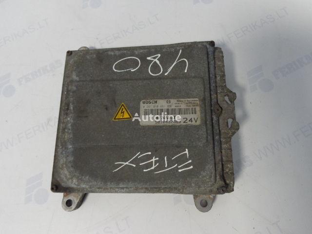 RENAULT Engine control unit EDC ECU 5010437363, 0281010481