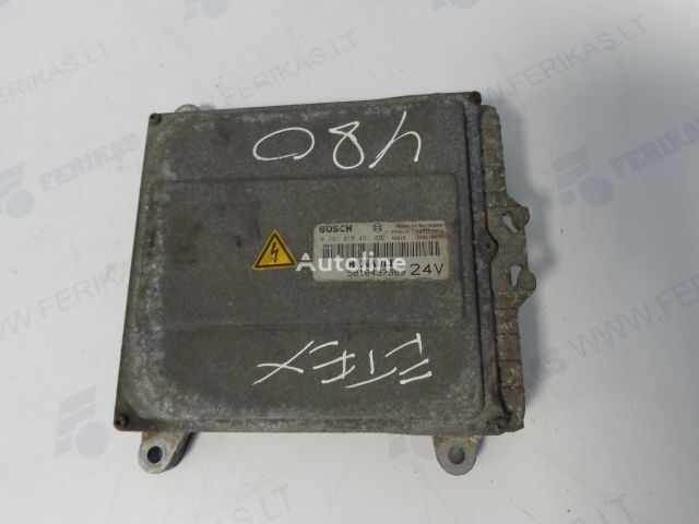 RENAULT engine control unit EDC ECU 0281010044,5010284775