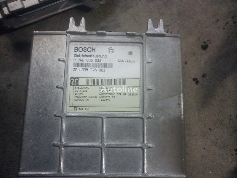 korobkoy peredach ZF6HP604C besturingseenheid voor SCANIA bus