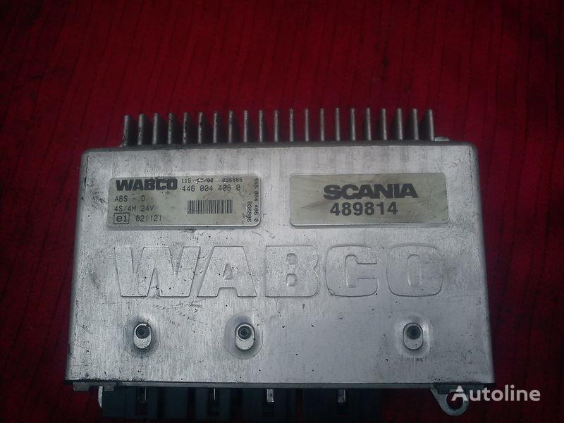 Wabco C3-4S/M 4460040850 . 4480030790. 4460030510. 4460040540 besturingseenheid voor SCANIA vrachtwagen