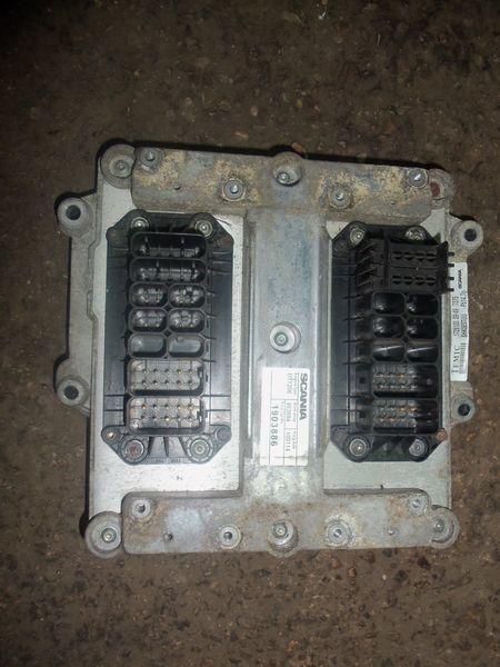 Scania R series engine computer, ECU, EDC, type DT1206, 1903886, 2061752, 2323675 besturingseenheid voor SCANIA R trekker
