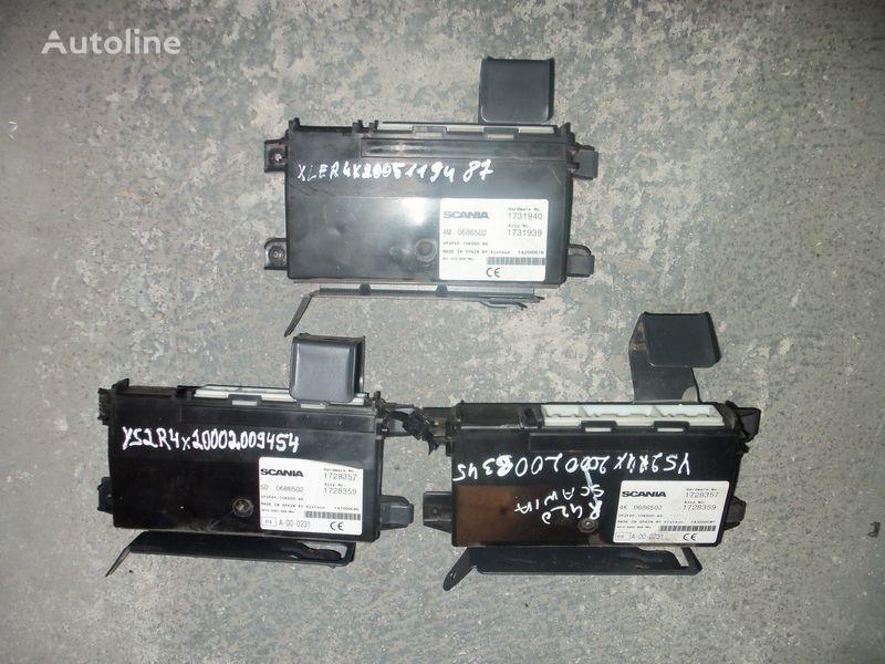 Scania R series RCL control unit (AECU ASSY) 1731940, 1731939, 1728359, 139365, 1731939, 1539372, 1539372 besturingseenheid voor SCANIA R series trekker