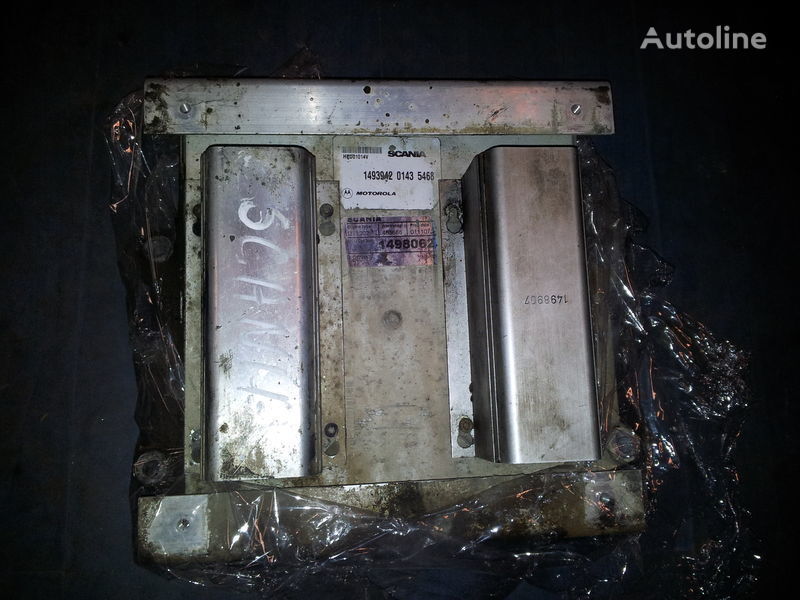SCANIA R series engine computer, ECU, EDC, type DT1202, 1498062, 149394 besturingseenheid voor SCANIA trekker