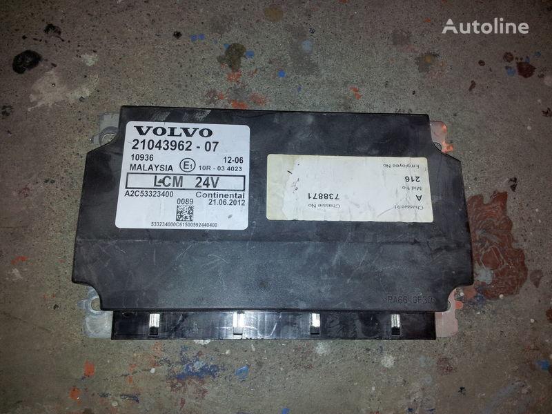 VOLVO FH13 LCM lightning control unit 21043962, 21043961, 85102471, 85102472 besturingseenheid voor VOLVO FH13 trekker